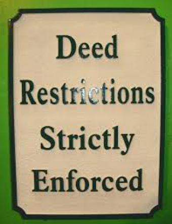 Top Ten Deed Violations