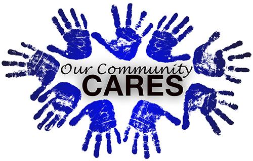 Lancaster Community Association Our Community Cares Header