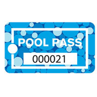 Pool Passes Now Available
