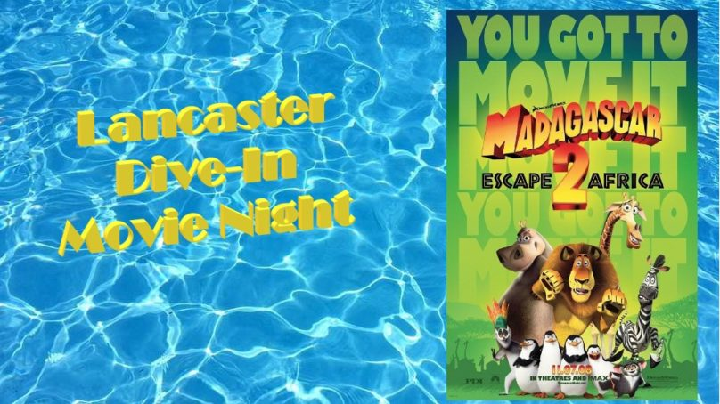 Lancaster Dive-In Movie Night
