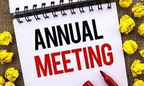 2021 Virtual Annual Meeting of the Members